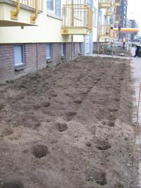 voorbereiding plantwerk