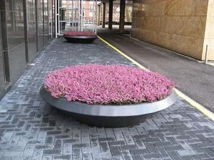 bloembak kantoor bedrijven en kantoren