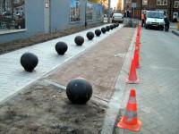 straatwerk en parkeervoorzieningen Amsterdam