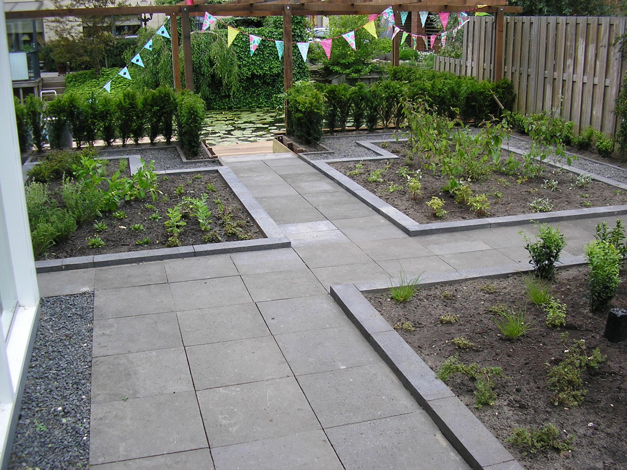tuinrenovatie purmerend hpg hoveniers