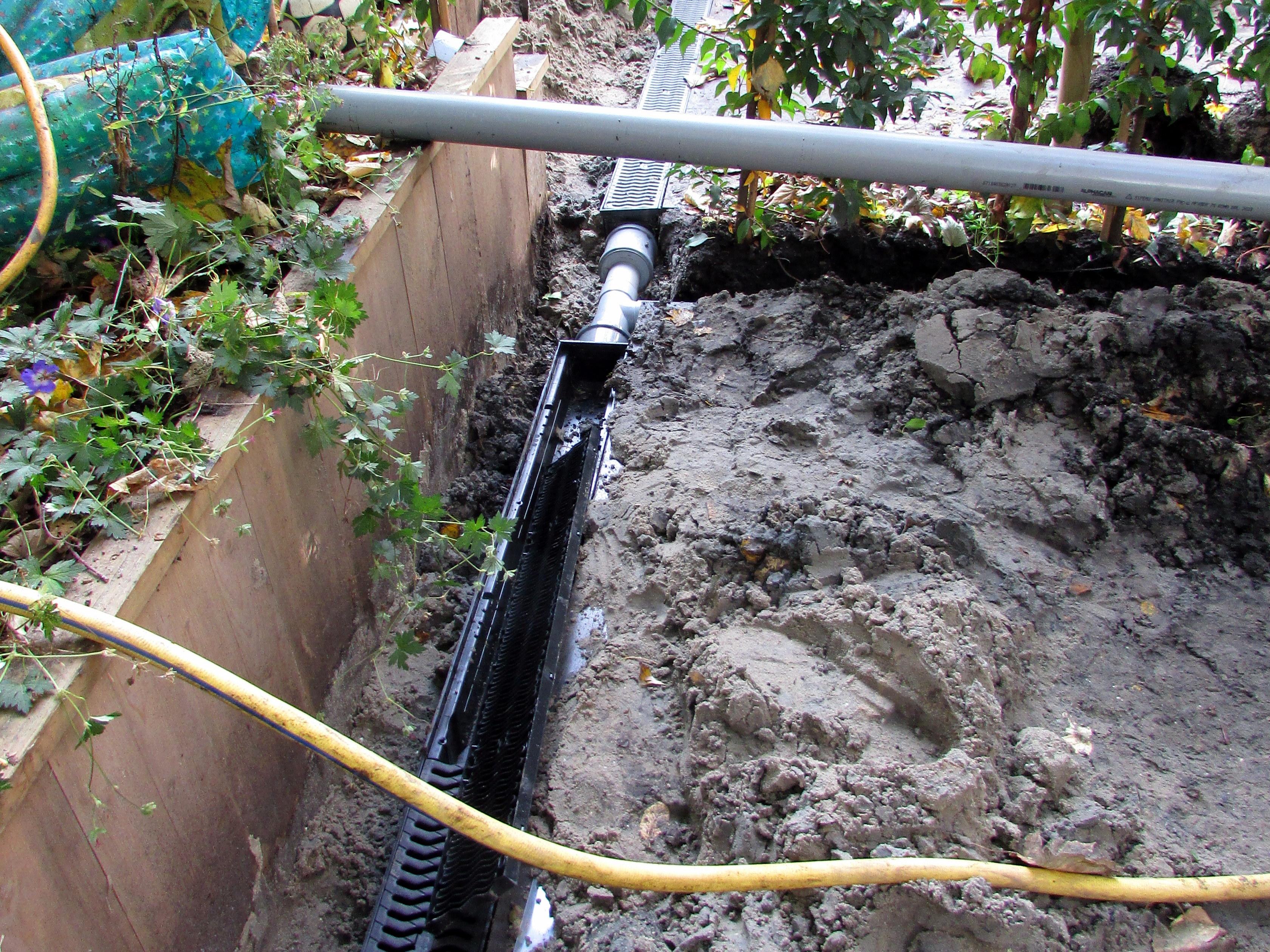 Tuin Zand Afvoeren : Uitgraven afgraven afvoeren en aanvoeren van zand en andere
