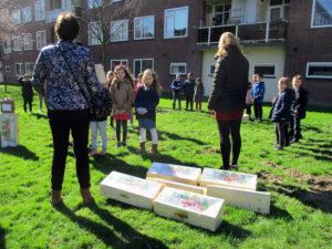 HPG deelt kweekbakken uit aan schoolkinderen
