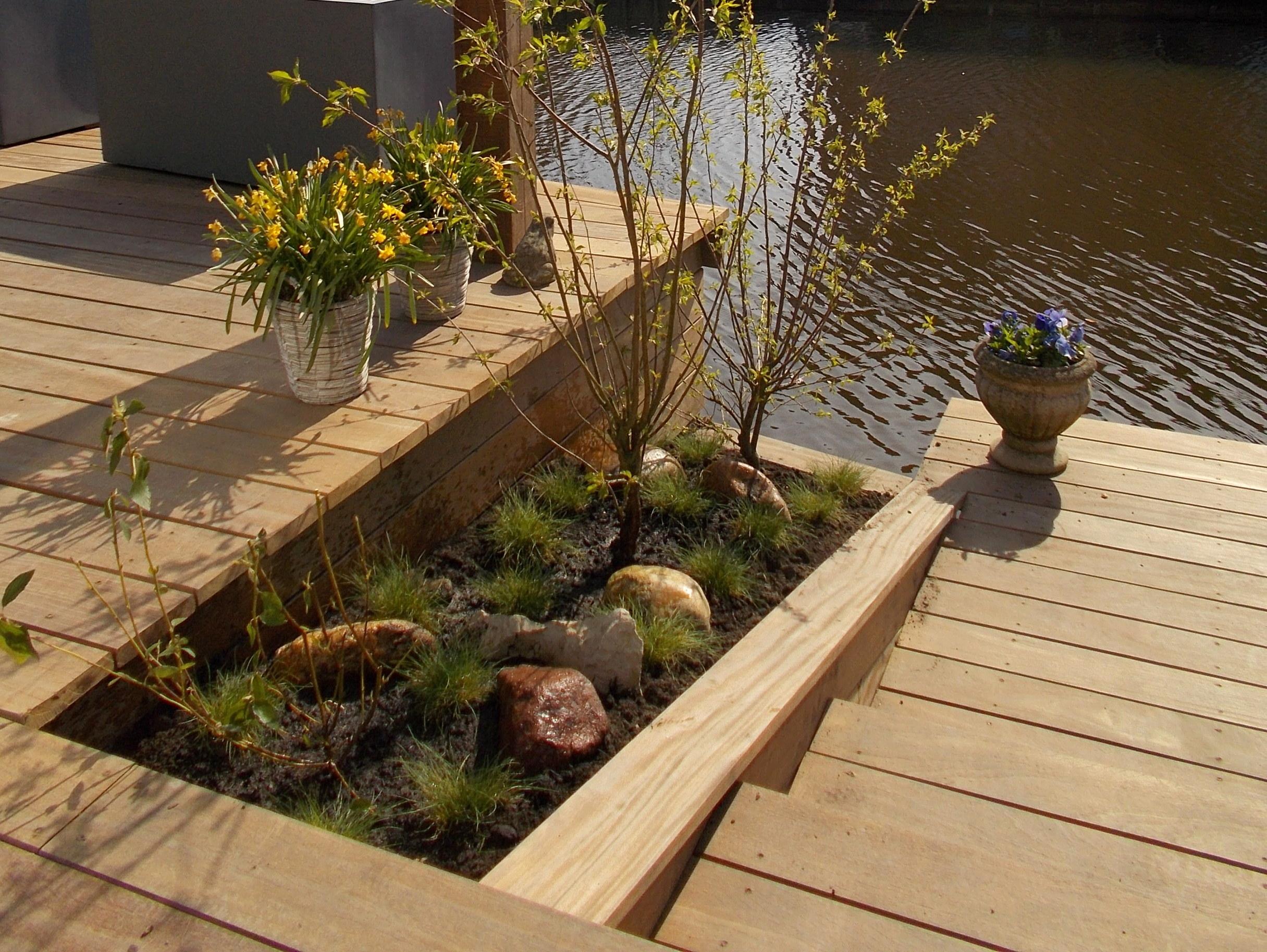Onderhoudsvriendelijke tuin purmerend hoveniersbedrijf hpg