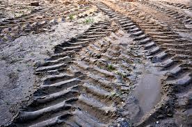 werkverkeer veroorzaakt structuurbederf en maakt grondverbetering nodig